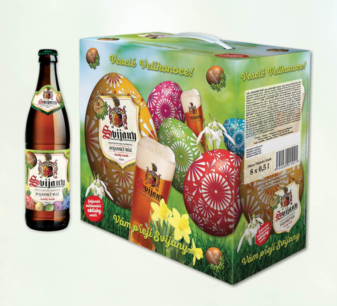 Svijany Velikonoční multipack s lahví.jpg