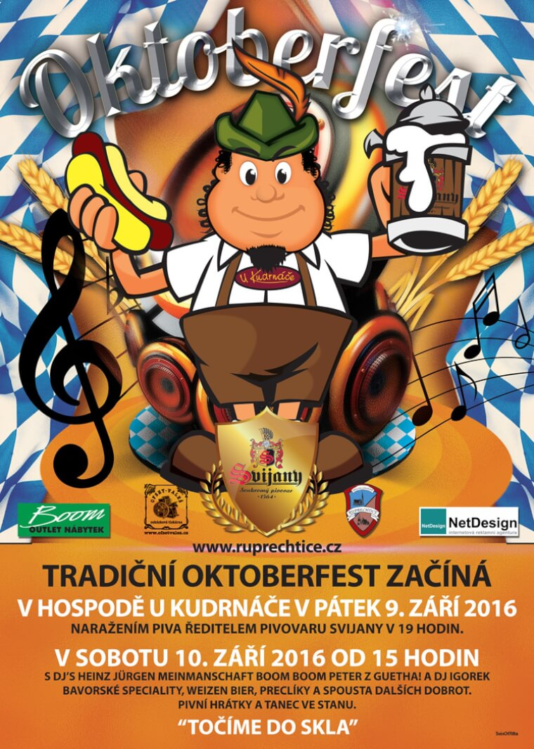 Oktoberfest U Kudrnáče